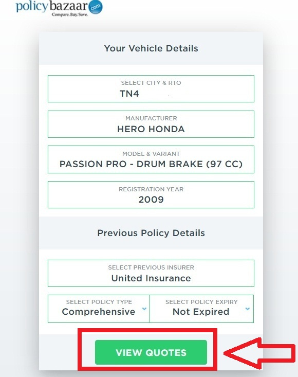 two wheeler and car insurance 3