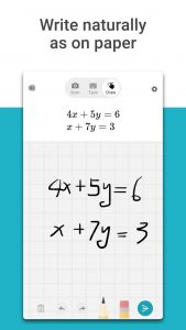 Best Android app for Students Microsoft Math Solver