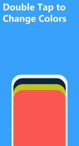 ColoRs - Double Tap To Change Wallpaper Simple and powerful app for colorful wallpaper app