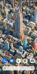 வித்தியாசமான வால்பேப்பர் App Metropolis Live Wallpaper Do Something New