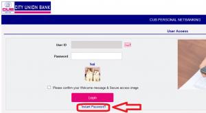 City Union Bank password change for net banking - சிட்டி யூனியன் பாங்க் பாஸ்வேர்டு மாற்றுவது எப்படி Do Something New