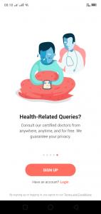 மருத்துவ ஆலோசனை செயலி best doctor consultation app