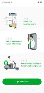 மருத்துவர் ஆன்லைன் best doctor consultation app DocsApp